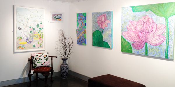 Artshine gallery ground floor