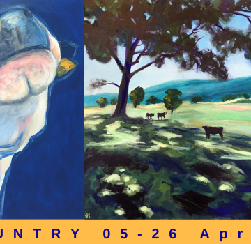 Art Review - BIG COUNTRY