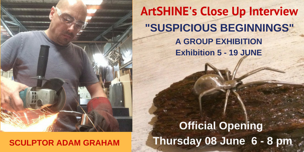 ArtSHINE.com.au-CloseUp-Interview ADAM GRAHAM