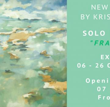 Kristine Basllard Dolo Show -Exhibition