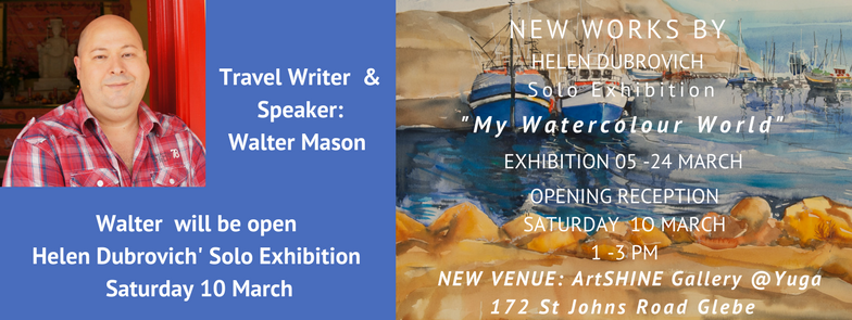 FB Banner- Walter Mason Exhibition
