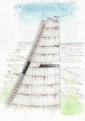 Tower Sketch No. 2