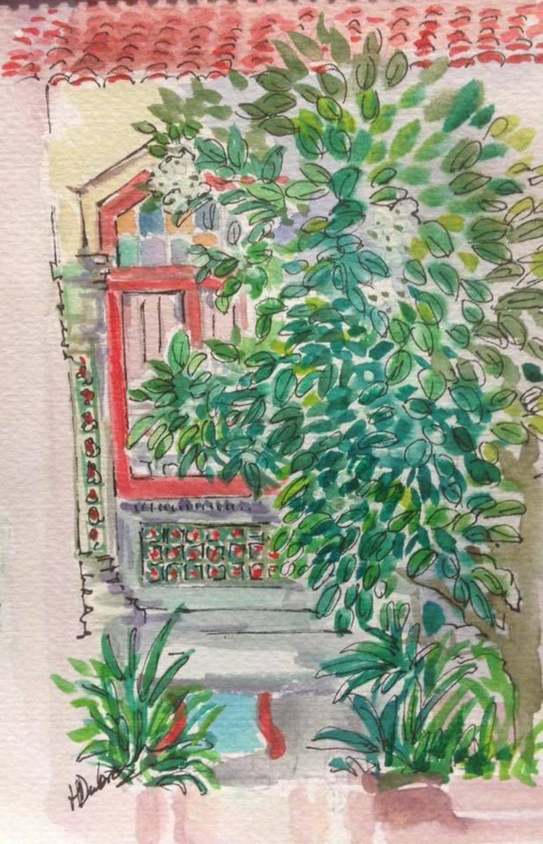 View From Peranakan House - SINGAPORE