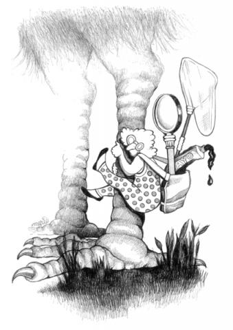 Jungle Gertrude