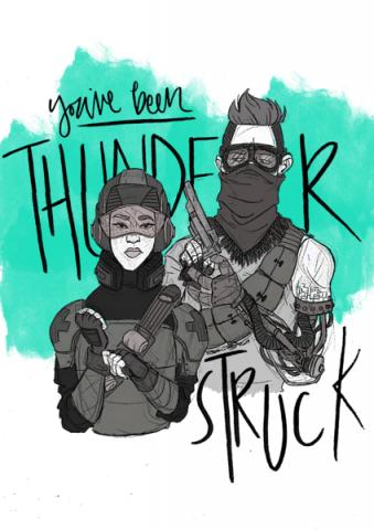 Thunderstruck (NOT FOR SALE)