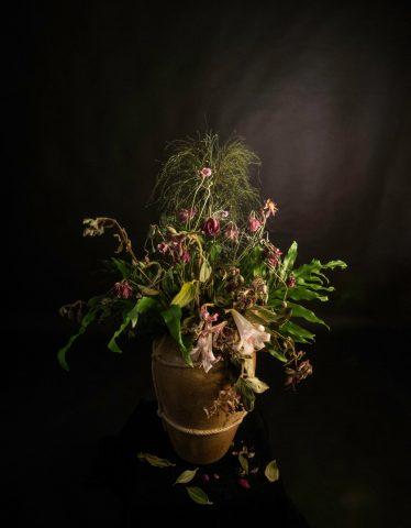 Vase (Framed) in edition  of 10