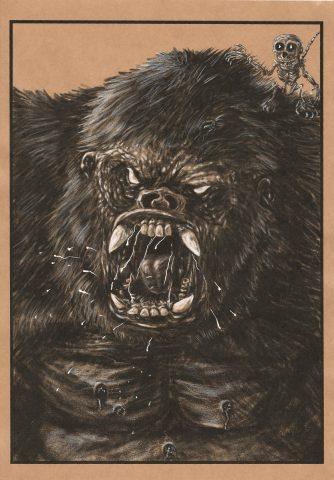 Zombie Ape