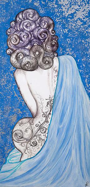 Tattoo study- Waking up Medusa