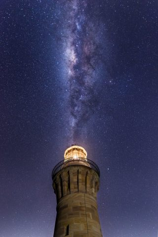 Astro Lighthouse (Print Only)