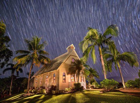 Heavenly Rain (Acrylic)