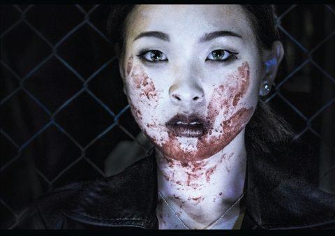 #5 Seijun, Is that your blood?