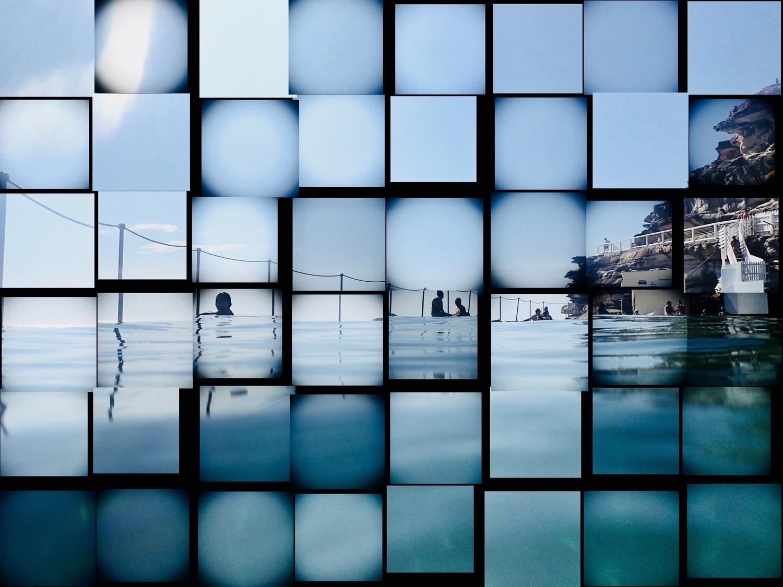 Blue Day (Framed)
