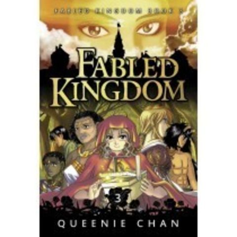 "Fabled Kingdom"" series Vol. 3"