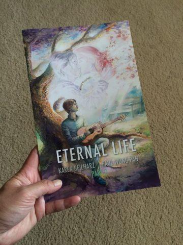 Eternal Life  Part 2 (Illustrator Paul Wong - Pan