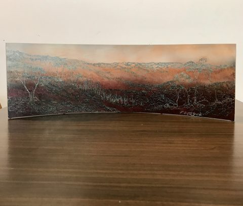 Curved Table Art