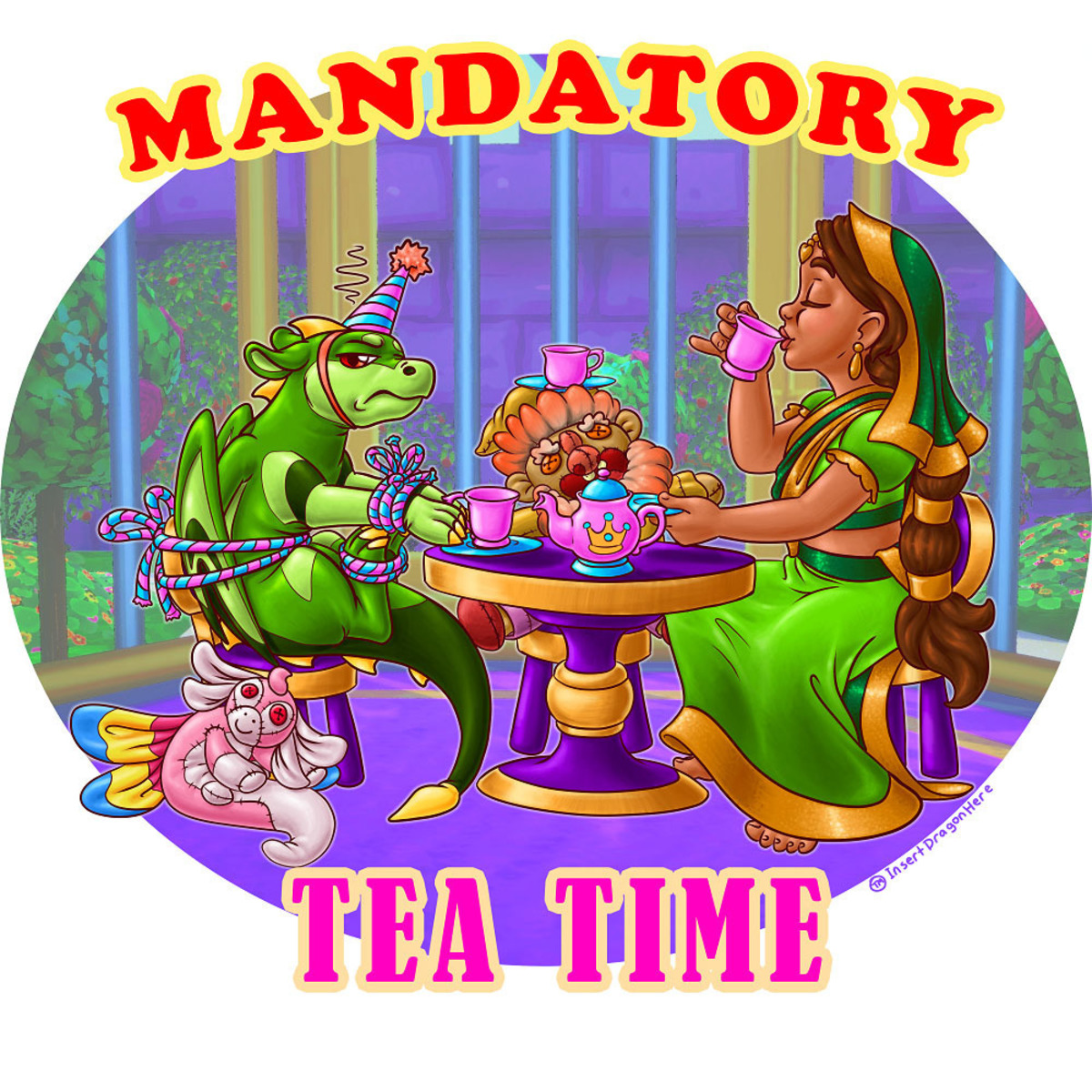 Mandatory Tea Time