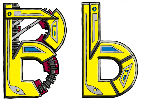 Mechanical letters - B