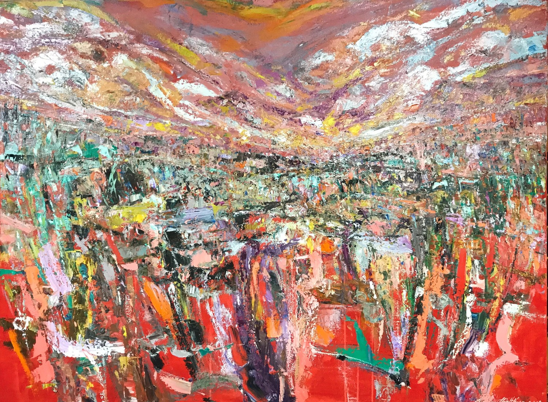 Crimson Horizon; Inner Peace