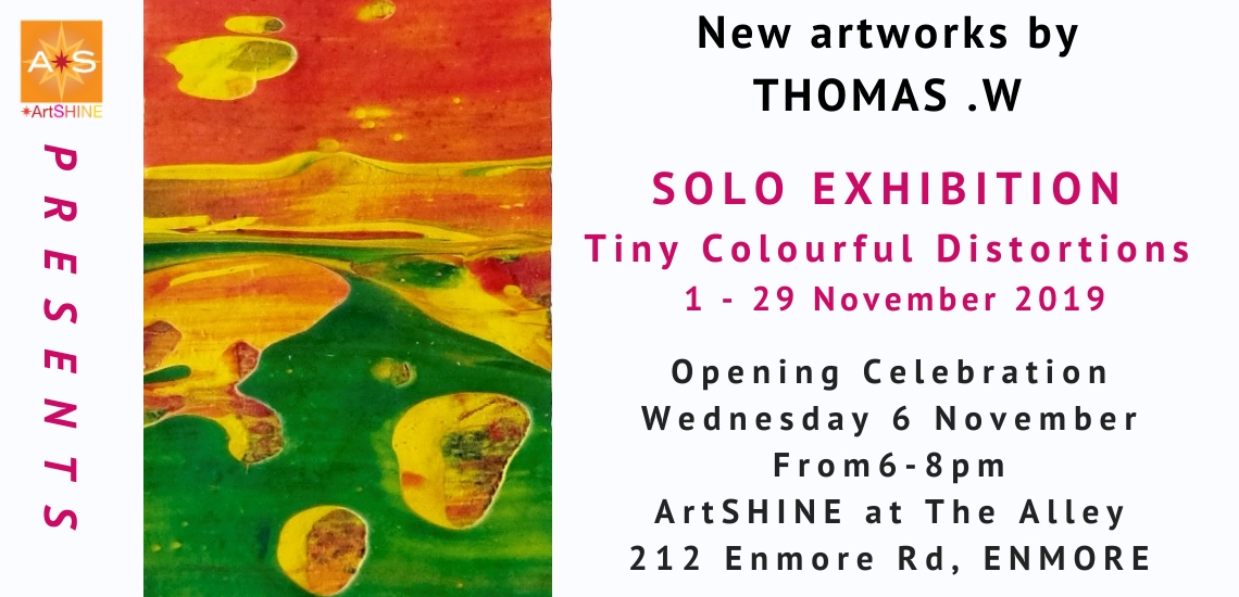 Exhibition Sliders THOMAS W-November show