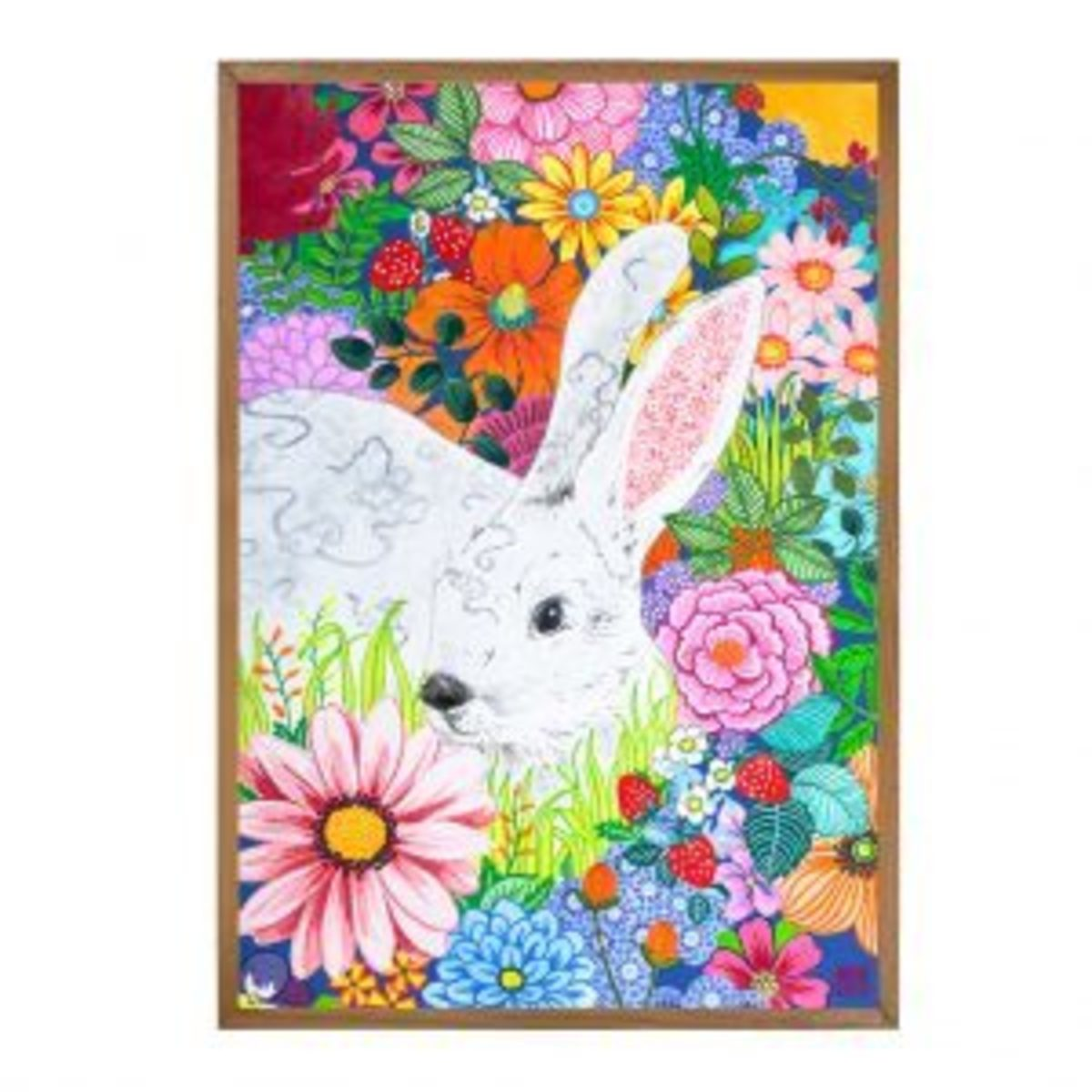Rabbit - Limited Edition Print of 25 (Framed)
