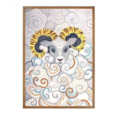 Sheep - Limited Edition Print of 25 (Framed)