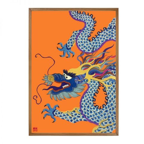 Dragon - Limited Edition Print of 25 (Framed)