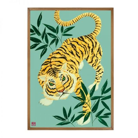 Tiger - Limited Edition Print of 25 (Framed)