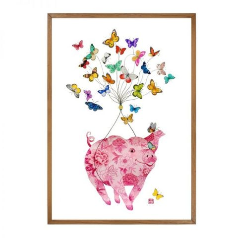 Pig (2019 Special Edition) - Limited Edition Print of 25 (Framed)