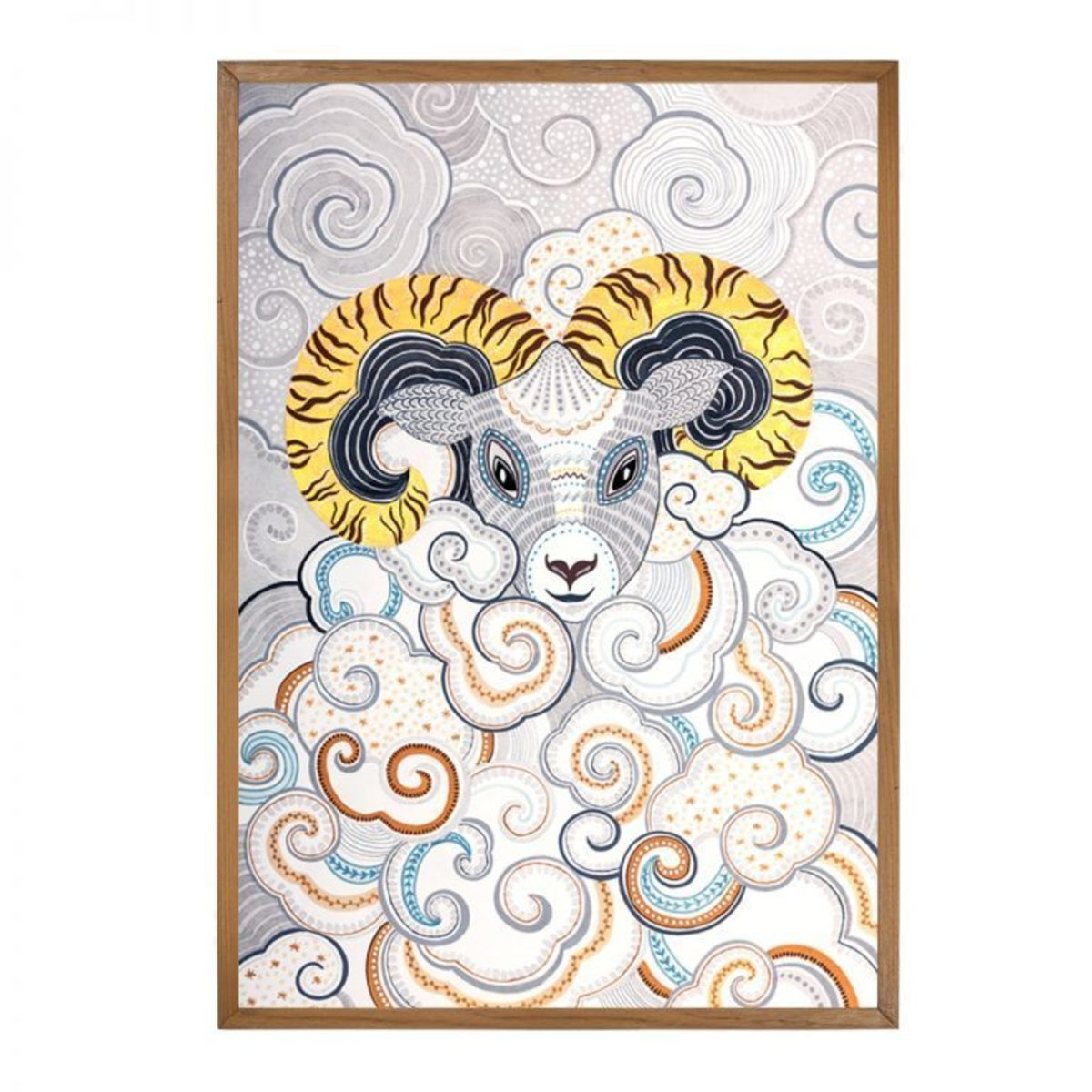 Sheep - Limited Edition Print of 25 (Unframed)