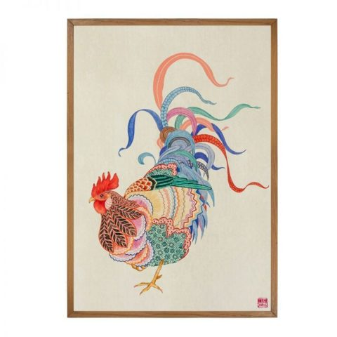 Rooster - Limited Edition Print of 25 (Unframed)