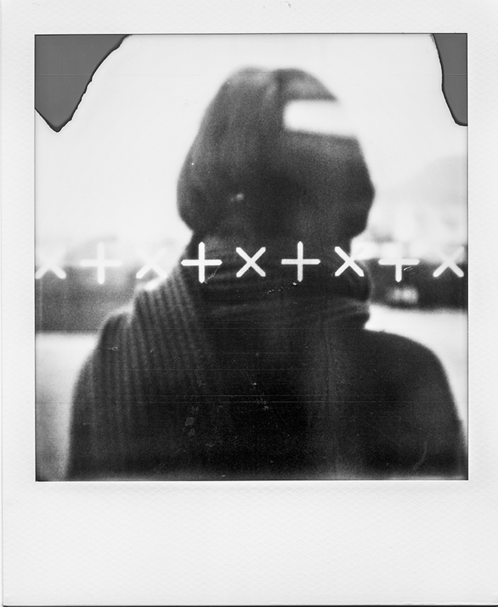 HER #5 - Print with foam backing ready to hang (Limited edition of  5)