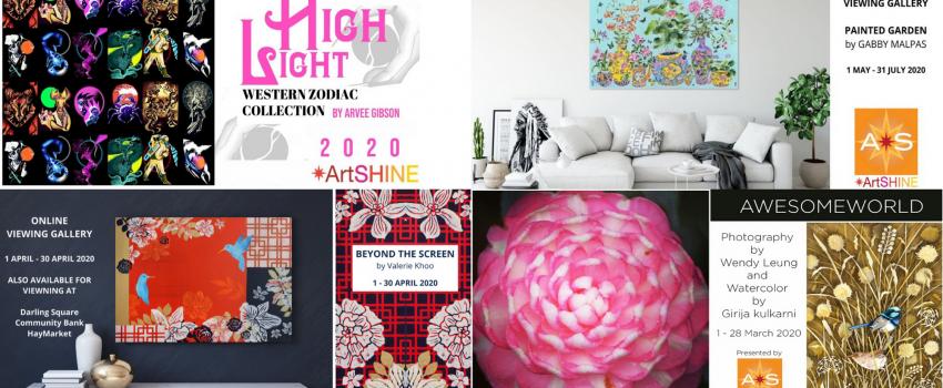 Blog Banner Artshine Gallery Online